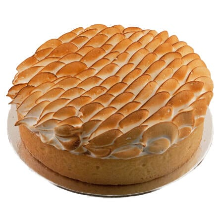 Baked Lemon Meringue